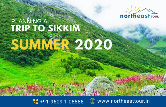 Sikkim in summer 2020