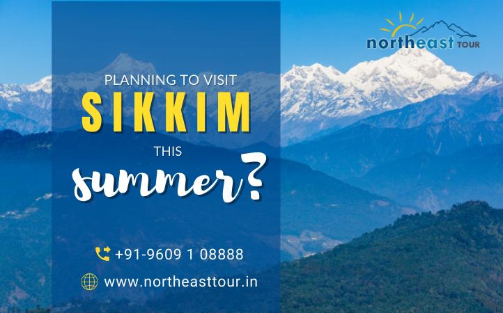 Visit Sikkim in Summer