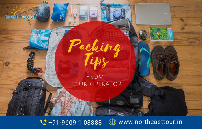 packing tips tour operator