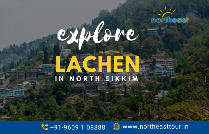 Lachen in north sikkim