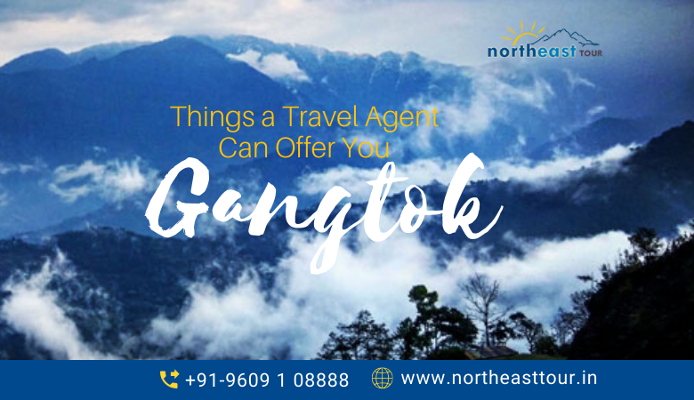 travel agent in Gangtok