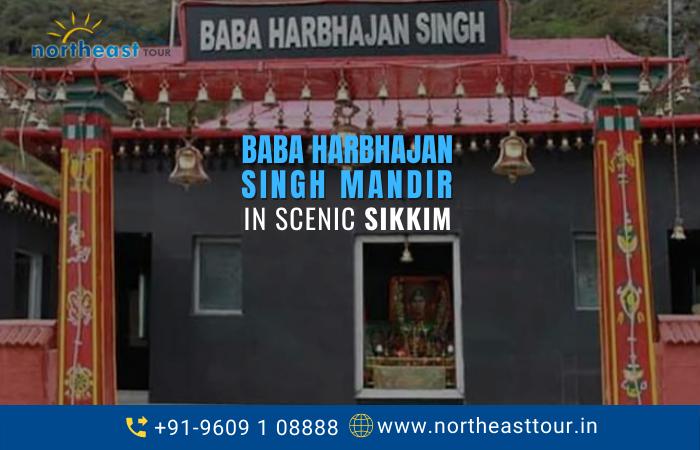 Baba Harbhajan Singh Mandir