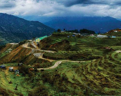 The Scenic Beauty of Tawang